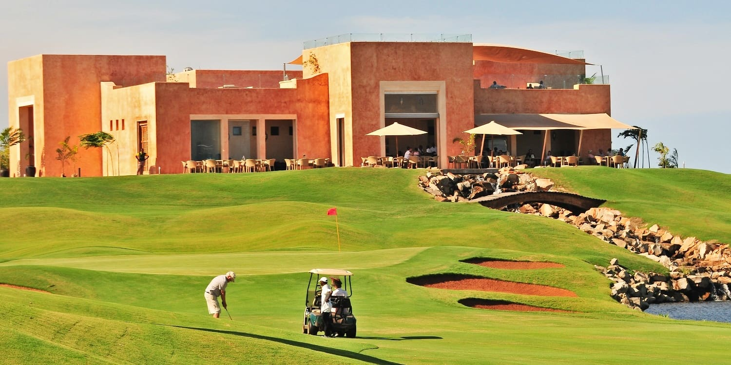 African Golf Vacation in Kenya